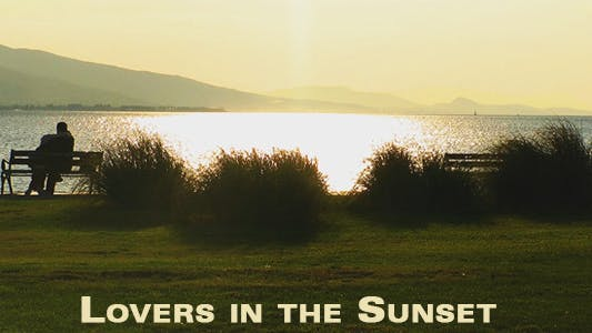 Thumbnail for Lovers in the Sunset