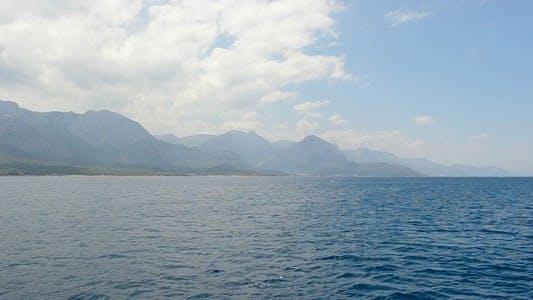 Thumbnail for Walk By The Ship Across Mediterranean Sea