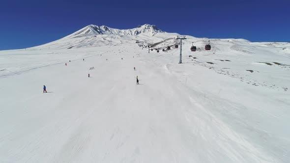Thumbnail for Aerial Ski Resort 4