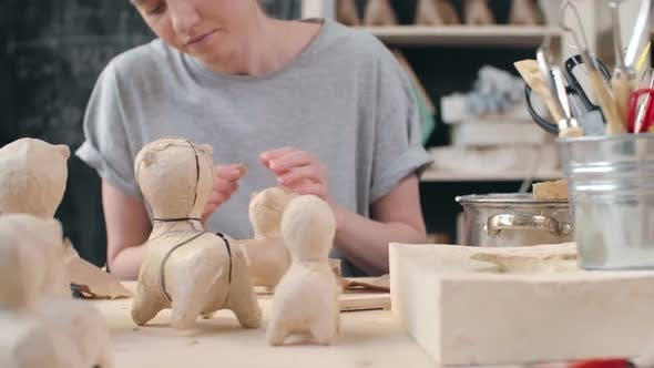Cover Image for Art of Making Eco Toys
