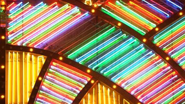 Neon Lights City