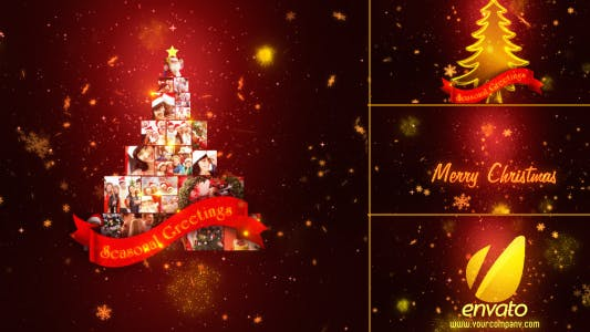 Thumbnail for Christmas Wishes Multi Video
