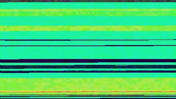 Glitch 16 - 4K Resolution