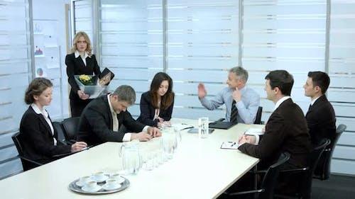 Dismissal of an Employee.