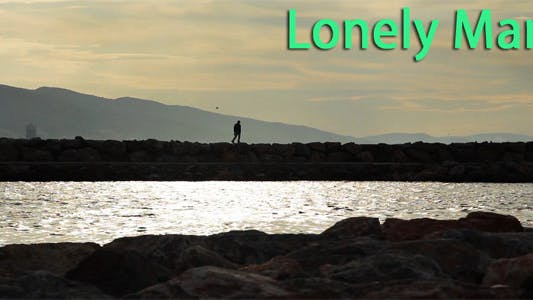 Thumbnail for Lonely Man Silhouette