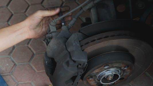Thumbnail for Car Brakes Change 2
