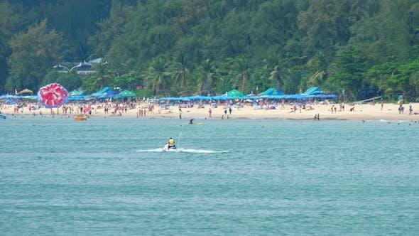 Thumbnail for High Season in Karon Beach in Phuket