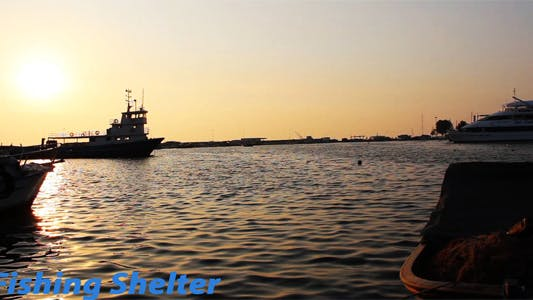 Thumbnail for Fishing Shelter