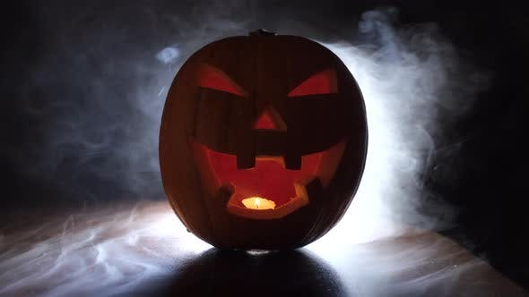 Thumbnail for Halloween Horror Pumpkin