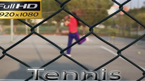 Tennis - FULL HD