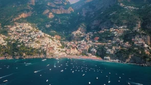 Thumbnail for Positano, Amalfi Coast Grand