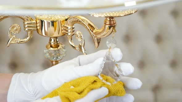 Household Chores and Housekeeping Concept