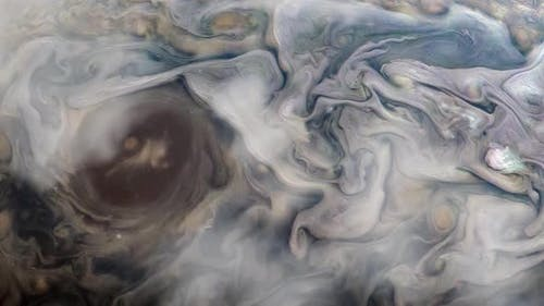 Atmosphere of Jupiter.