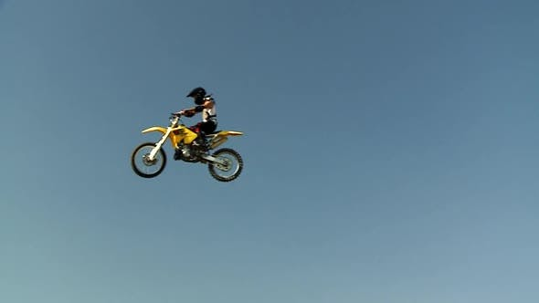 Thumbnail for Motocross Jump