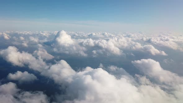 Thumbnail for Flying Above the Clouds.