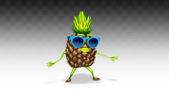 Pineapple Dance 7