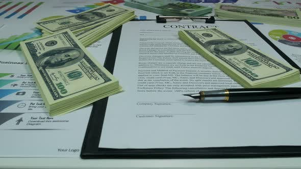 Thumbnail for Perspective Financial Business Contract Of The Company