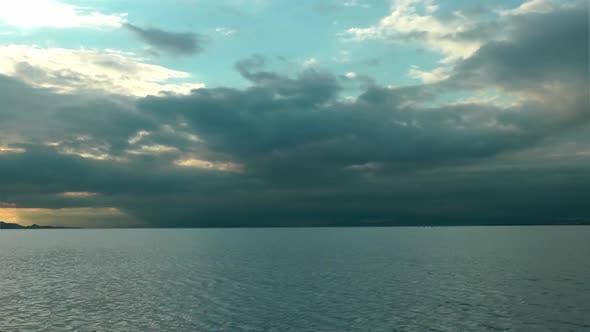 Blue Cloudy