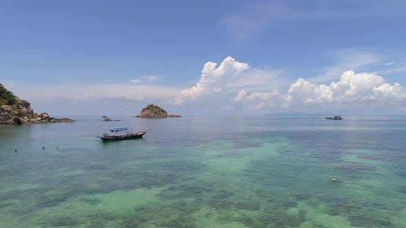 Thumbnail for Thai Boat On The Beach