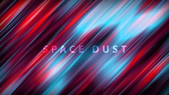Thumbnail for Space Dust Colorful Backgrounds