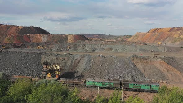 Cover Image for Mining Industrial Quarry