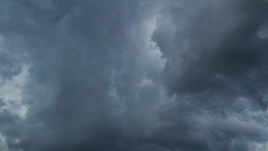 Storm Clouds - 4K Resolution