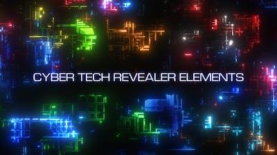 Cyber Tech Revealer Elements Pack