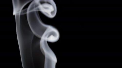 Dünner Rauch