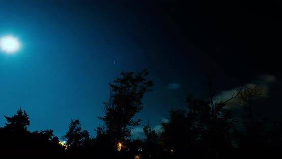 Thumbnail for Stars Night Sky