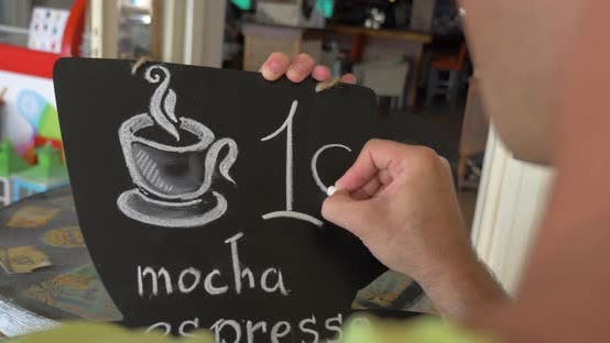 Thumbnail for One Euro for Tasty Aromatic Coffee