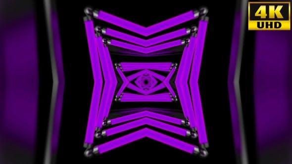 Thumbnail for Kaleidoscope Vj Loops Pack V86