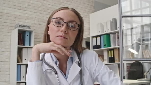 Cover Image for Virtual Doctor Visit
