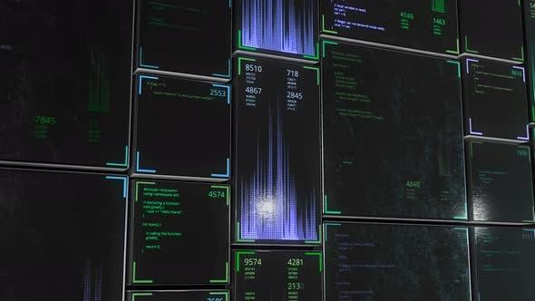 Panneaux 3D avec données tactiles