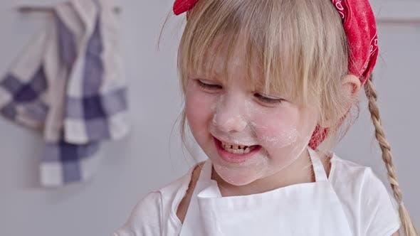 Thumbnail for Adorable Little Baker