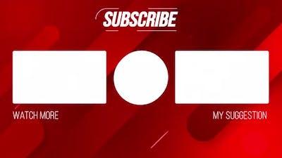 Youtube End Screen