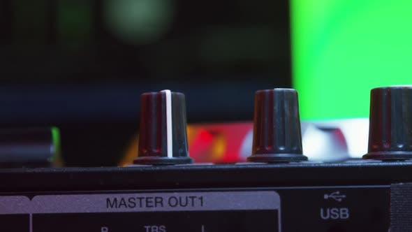 Thumbnail for DJ Audio Mixer Buttons 19