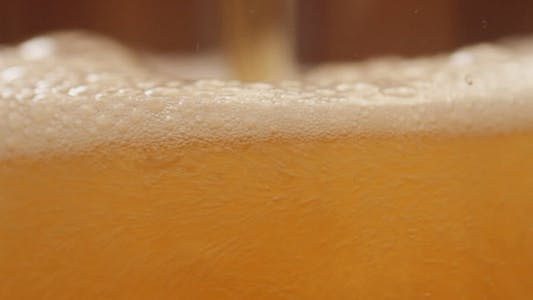 Thumbnail for Beer Is Poured In A Glass 9