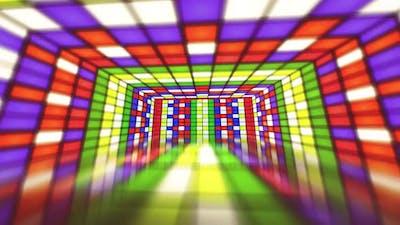 Rubik Cube Light Room