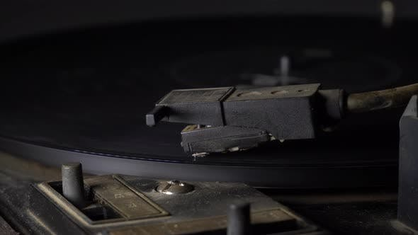 Thumbnail for Playing A Vinyl Record 4k