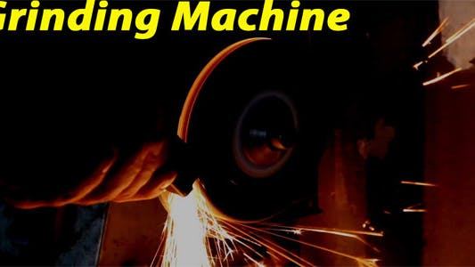 Thumbnail for Grinding Machine