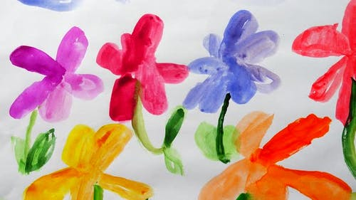 Drawing Flower 5
