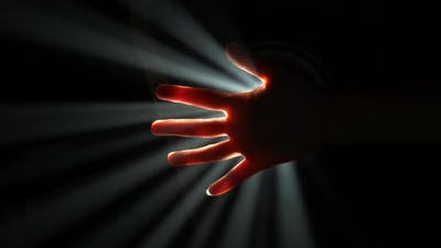 Light and Hand
