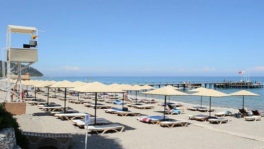 Mediterranean Sea, Beach 2
