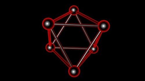 Rotating Geometric 3D Objects - Pack 1