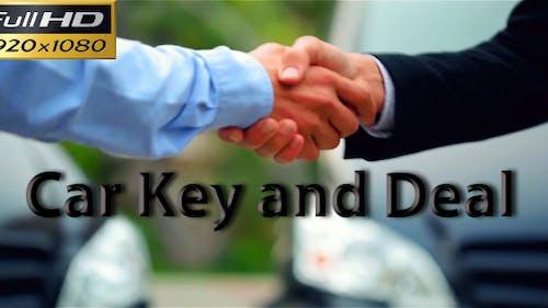 Car Key And Deal FULL HD