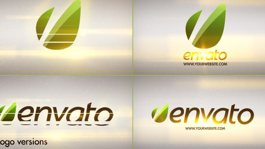 Thumbnail for Elegant Simple Corporate Logo