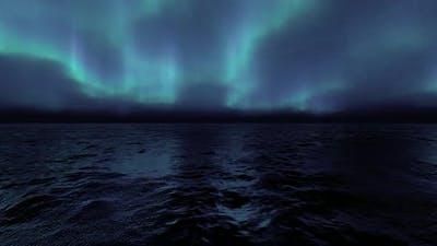Aurora and Ocean