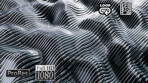 Fashion Waves of Glory - Silver - FullHD