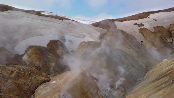 Cover Image for Kerlingarfjoll Geotermal Area