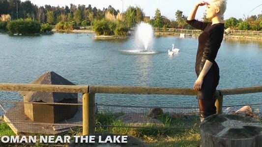 Thumbnail for Woman Near The Lake